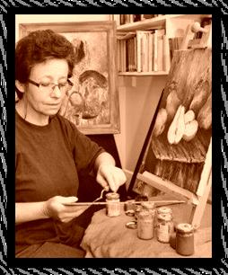 XXXV lat mojego malowania - Grażyna Petryszak